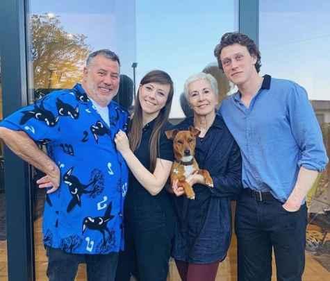 George-MacKay-Family