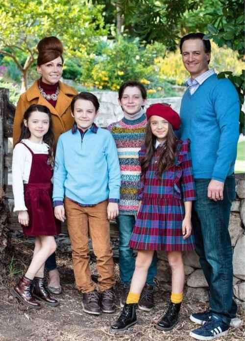 Violet-McGraw-Family