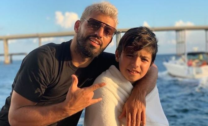 Benjamin Aguero Wiki; Everything on Sergio Aguero's Son