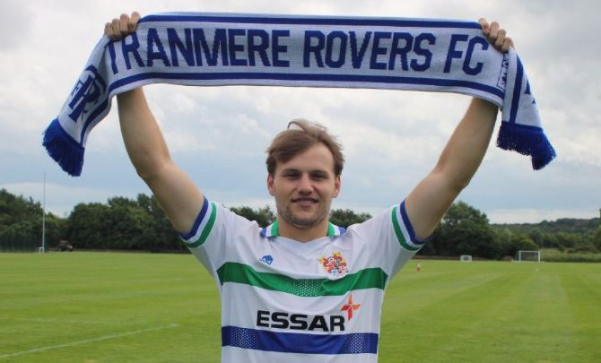 Everything To Know About New Tranmere Rovers Signing Elliott Nevitt