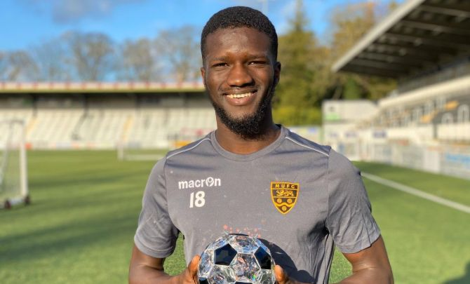Everything To Know About Gambian Footballer Saidou Khan