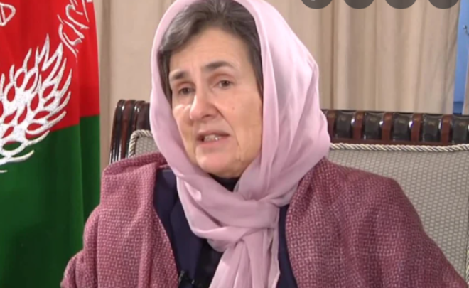 Rula Ghani; Everything on Ashraf Ghani's Wife
